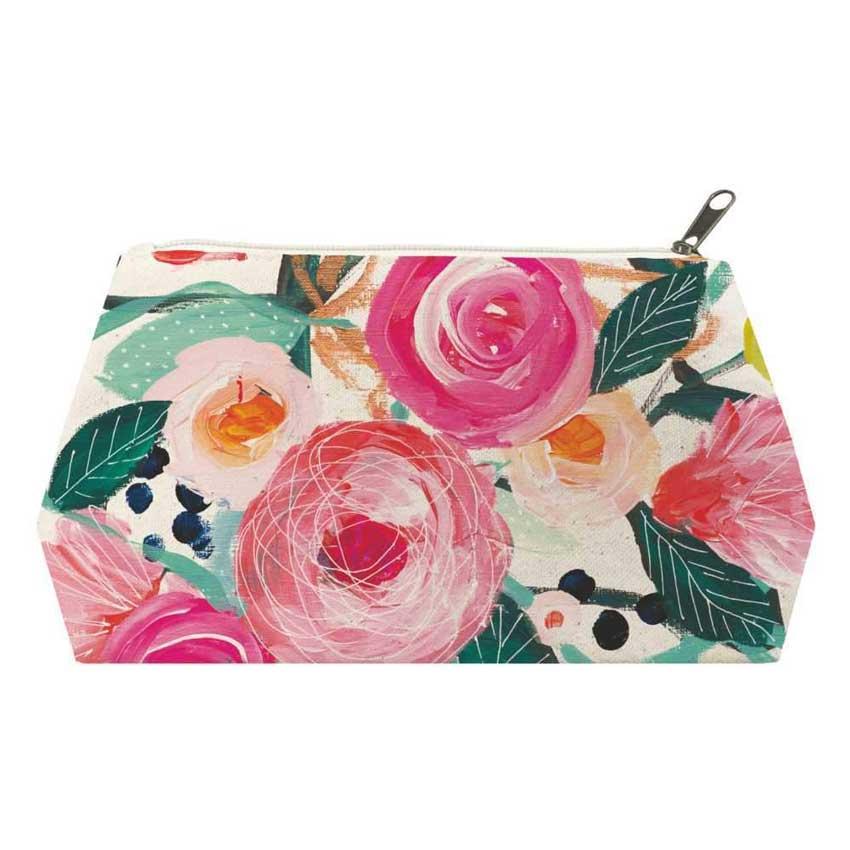 """""""La Belle Rose"""" - Kosmetiktasche von Paperproducts Design"""