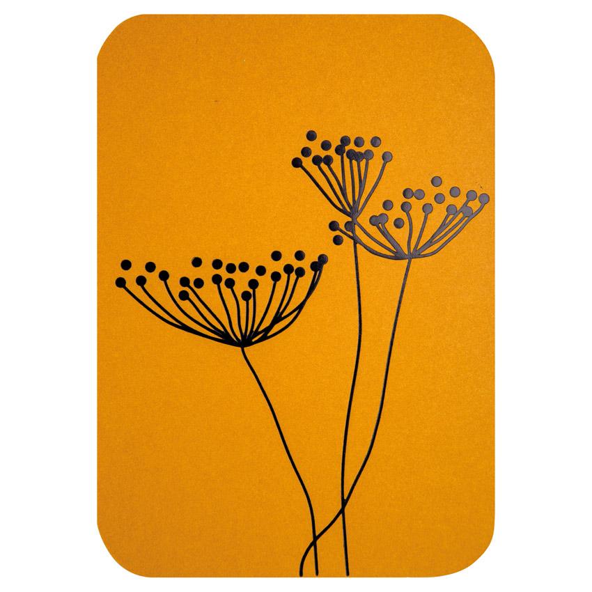 """Traumpostkarte """"Blüten"""" - Papeterie von Räder"""