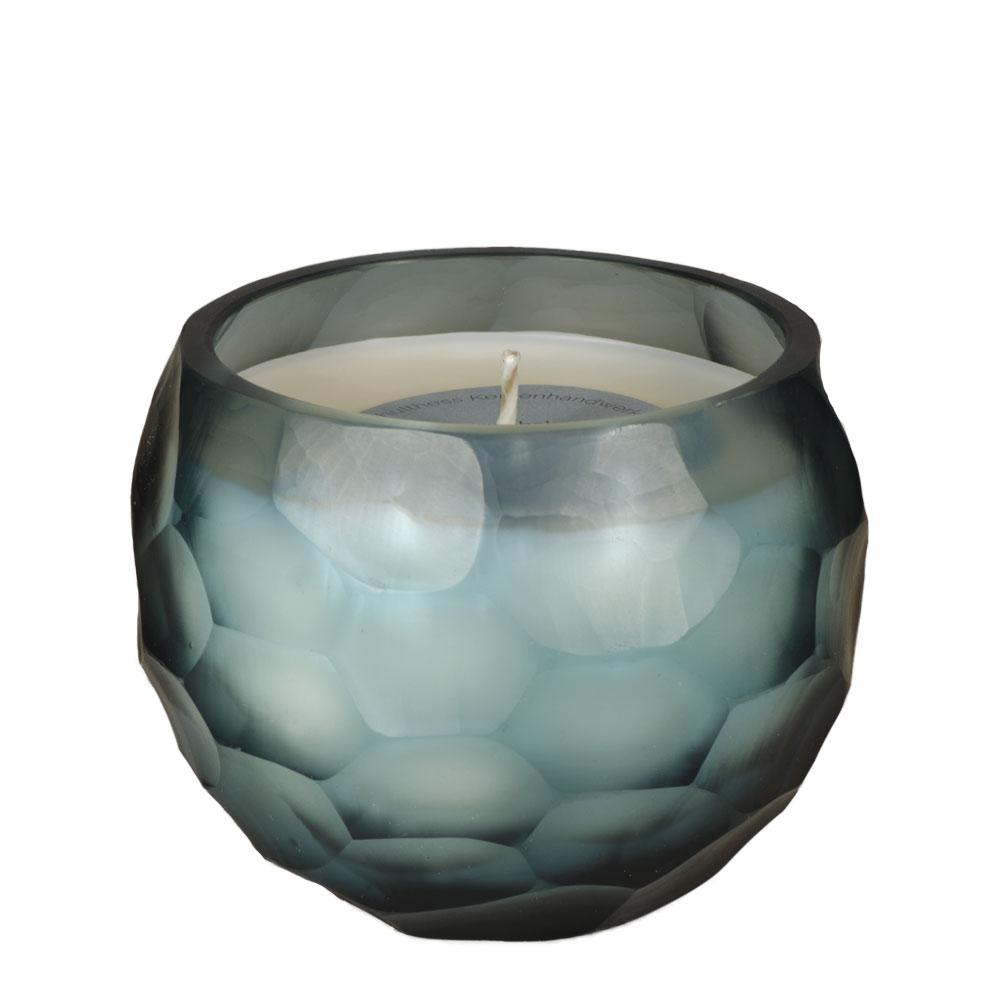 Duft Hygge  in 2 Größen / Pattern Kugel - Schulthess Duftkerze im Glas