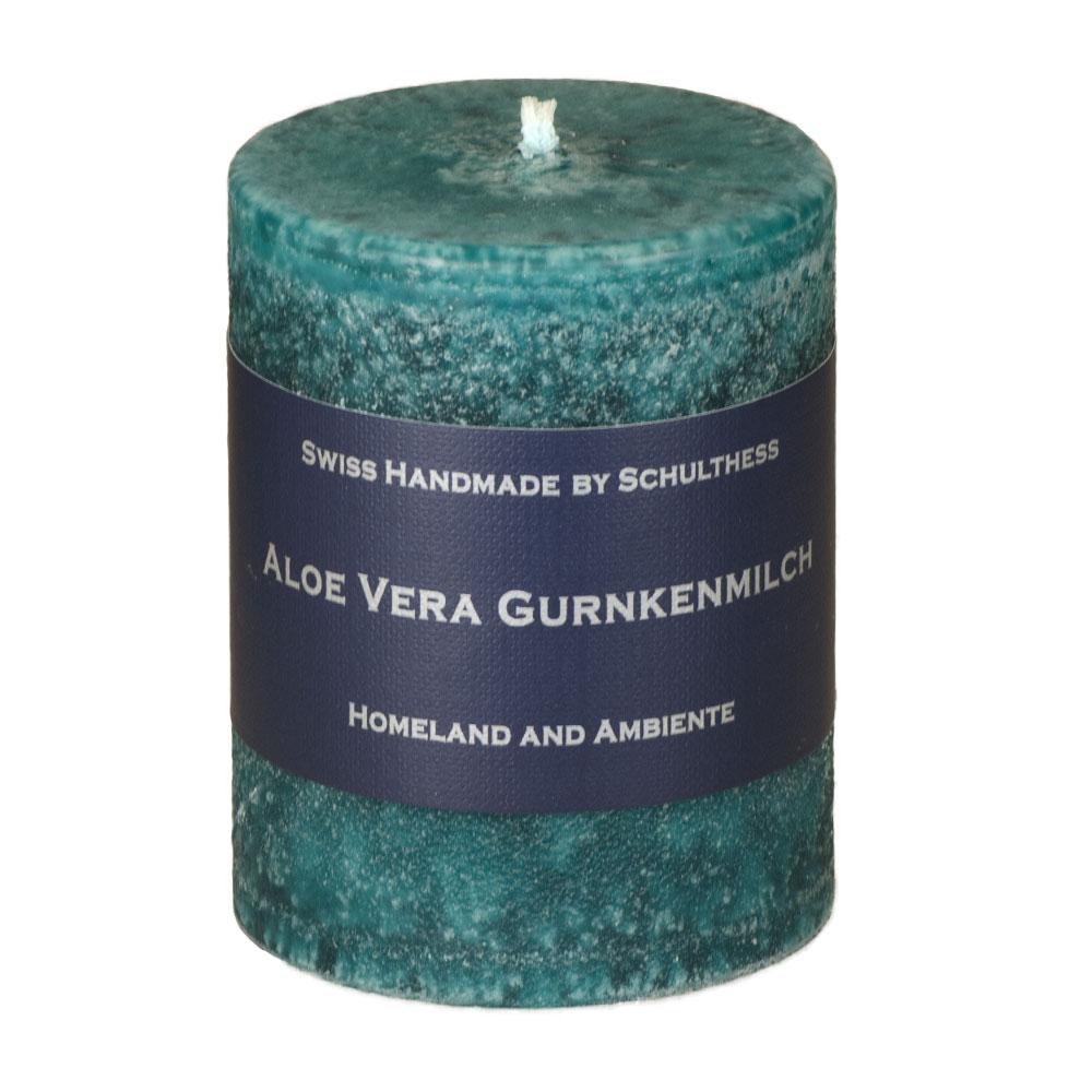 Schulthess Duftkerze Aloe Vera Gurkenmilch