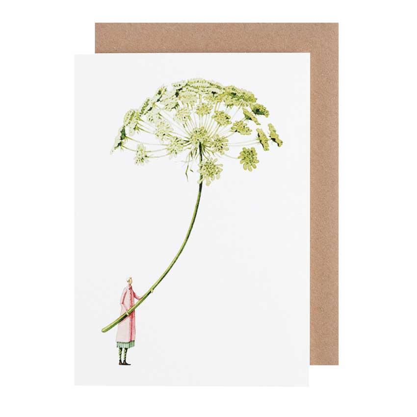 """Grußkarte """"AMMI"""" von Laura Stoddart"""