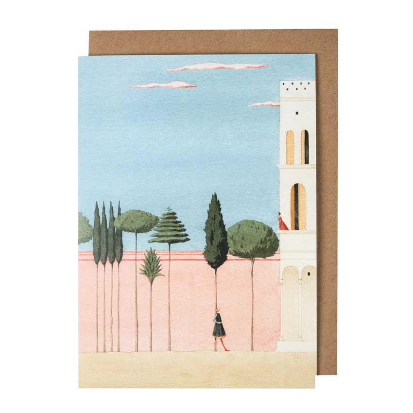 """Grußkarte """"ROMEO & JULIET"""" von Laura Stoddart"""