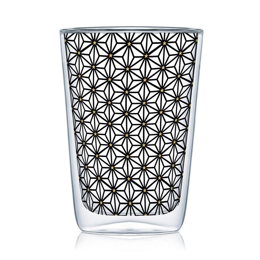 Ginza - Latte Macchiato Glas von PPD