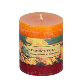 Schulthess Duftkerze Element Feuer - 4 Elements Collection