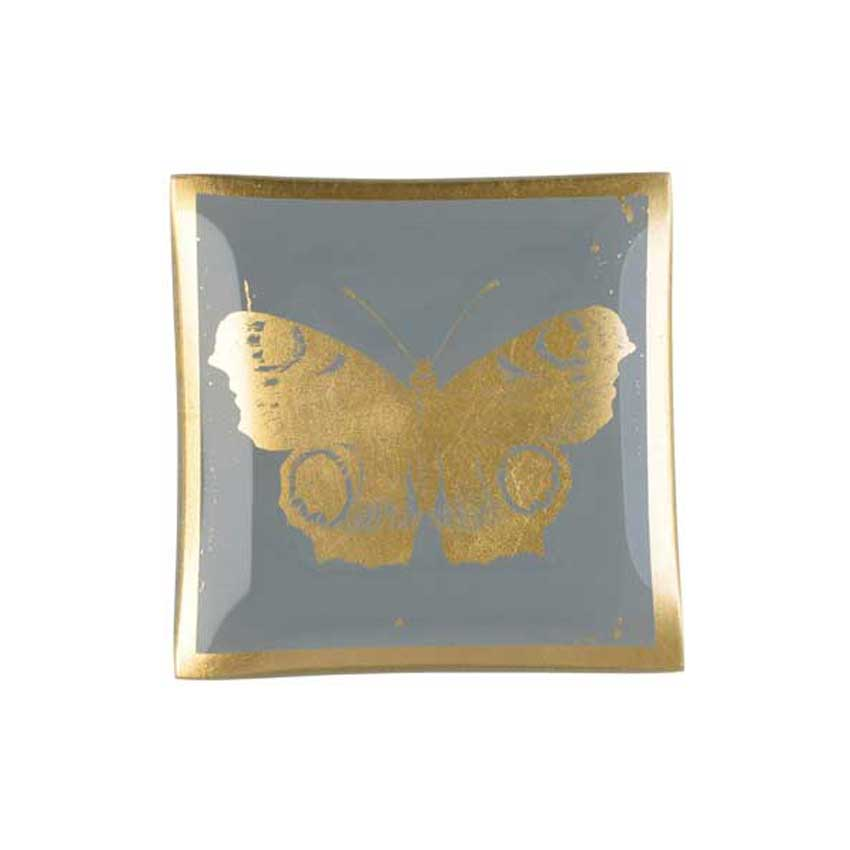 """Love Plates - Glasteller """"Schmetterling"""" von Gift Company"""