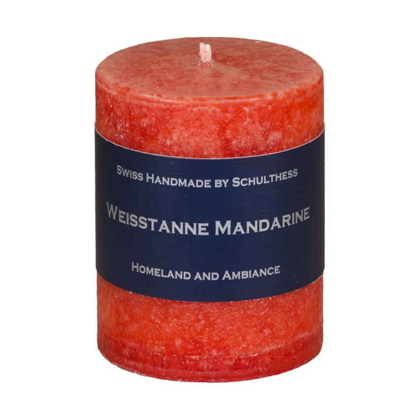 Schulthess Duftkerze Weisstanne - Mandarine