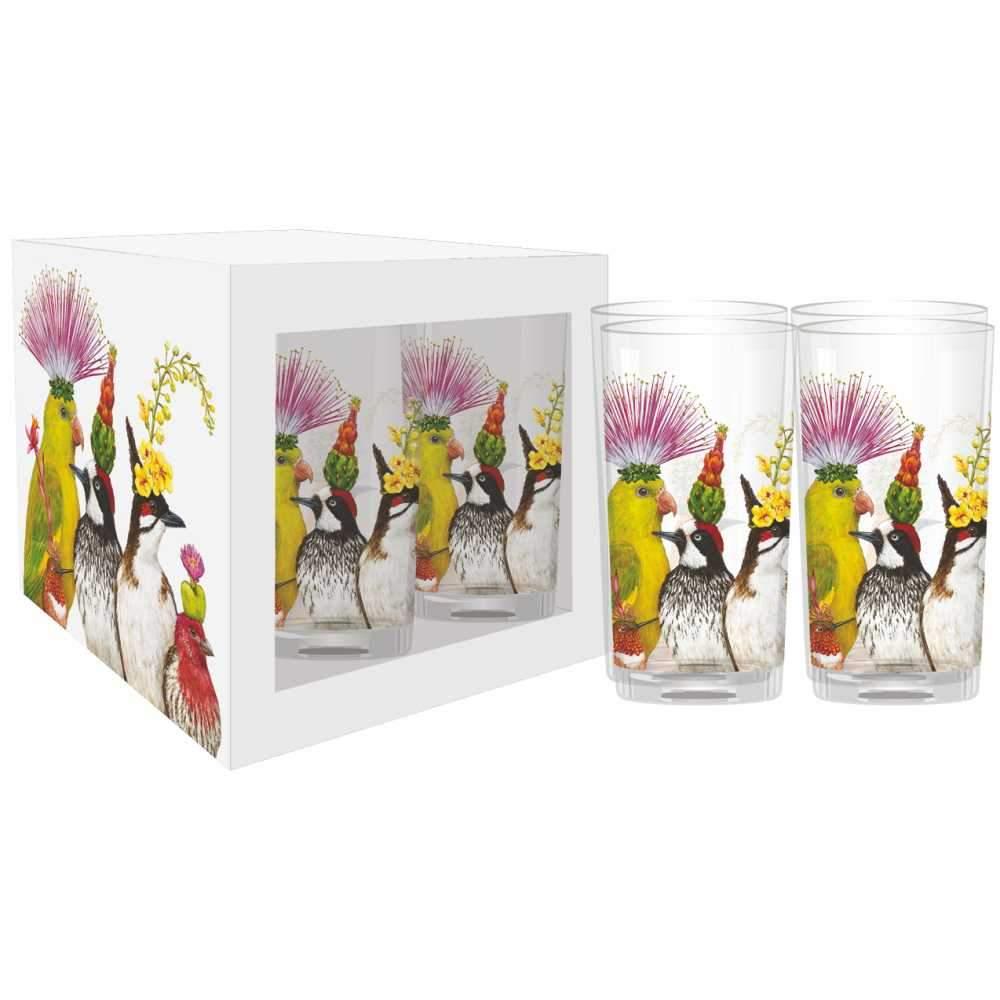 """""""The Entourage"""" - Trinkglas Set von Paperproducts Design"""