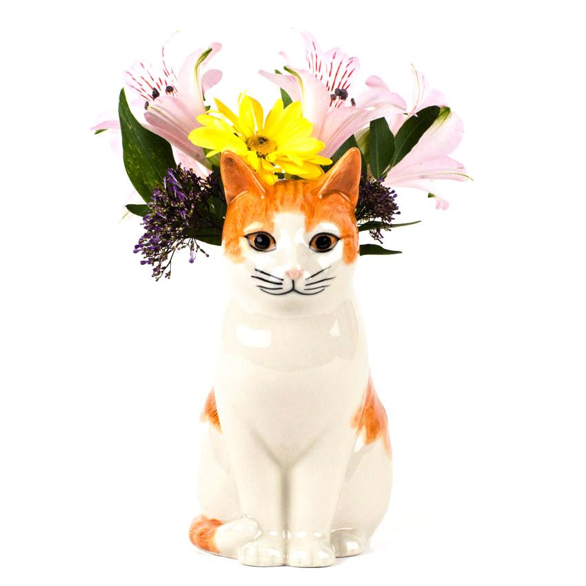 Squash - die große Blumenvase von Quail Ceramics