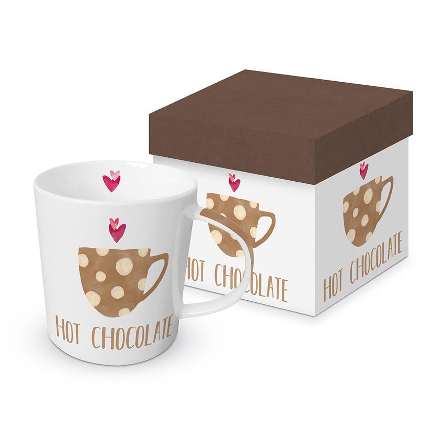 """""""Hot Chocolate"""" -  Trend Mug und Geschenkebox von PPD"""