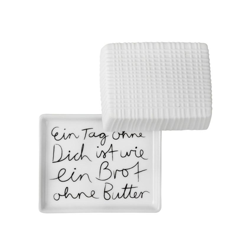 Kleine Butterdose - Serie Mix & Match von Räder - Design Stories