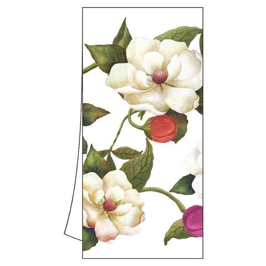 """Geschirrtuch """"Southern Magnolias"""" von Paperproducts Design"""