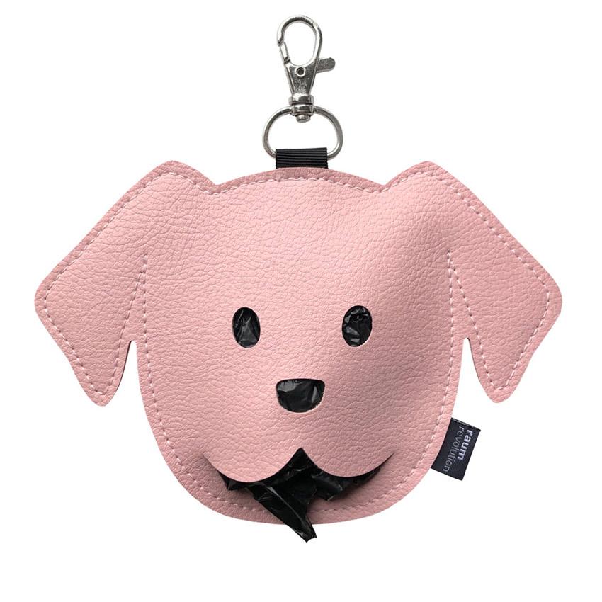 Gassi Bag - Gassibeutelspender rosa