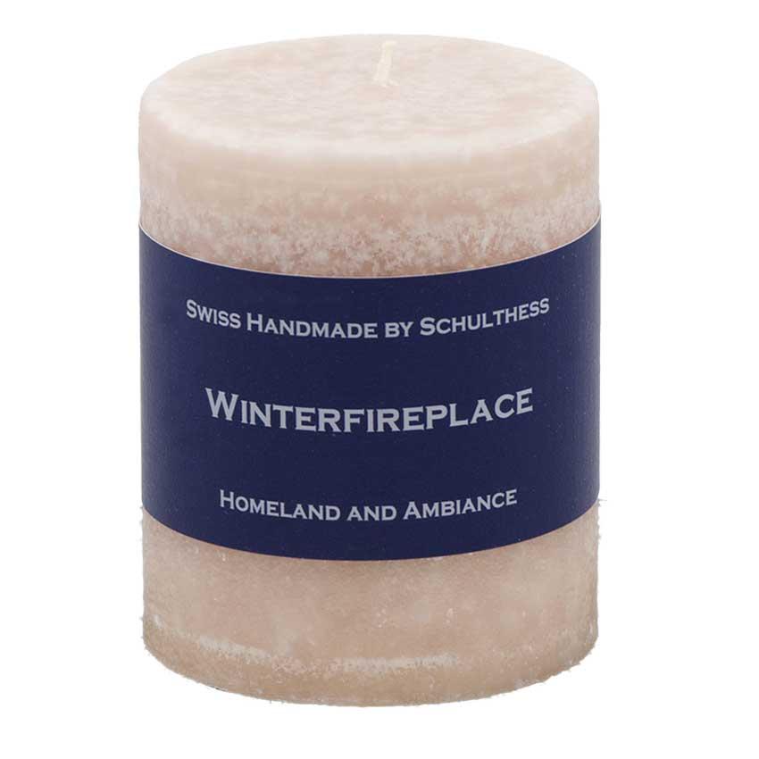 Winter Fireplace - Schulthess Duftkerzen