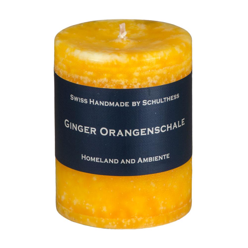 Schulthess Duftkerze Ginger - Orangenschale