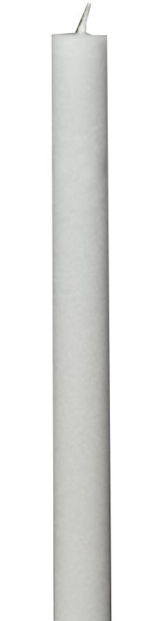 Schulthess Stabkerzen - Farbwelt Eisgrau