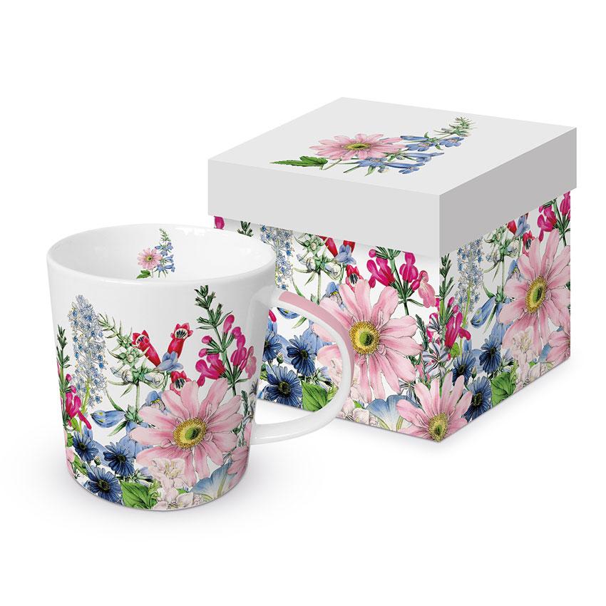 Floriculture - die große Porzellantasse von PPD