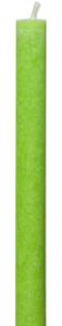 Schulthess Stabkerzen - Farbwelt Maigrün
