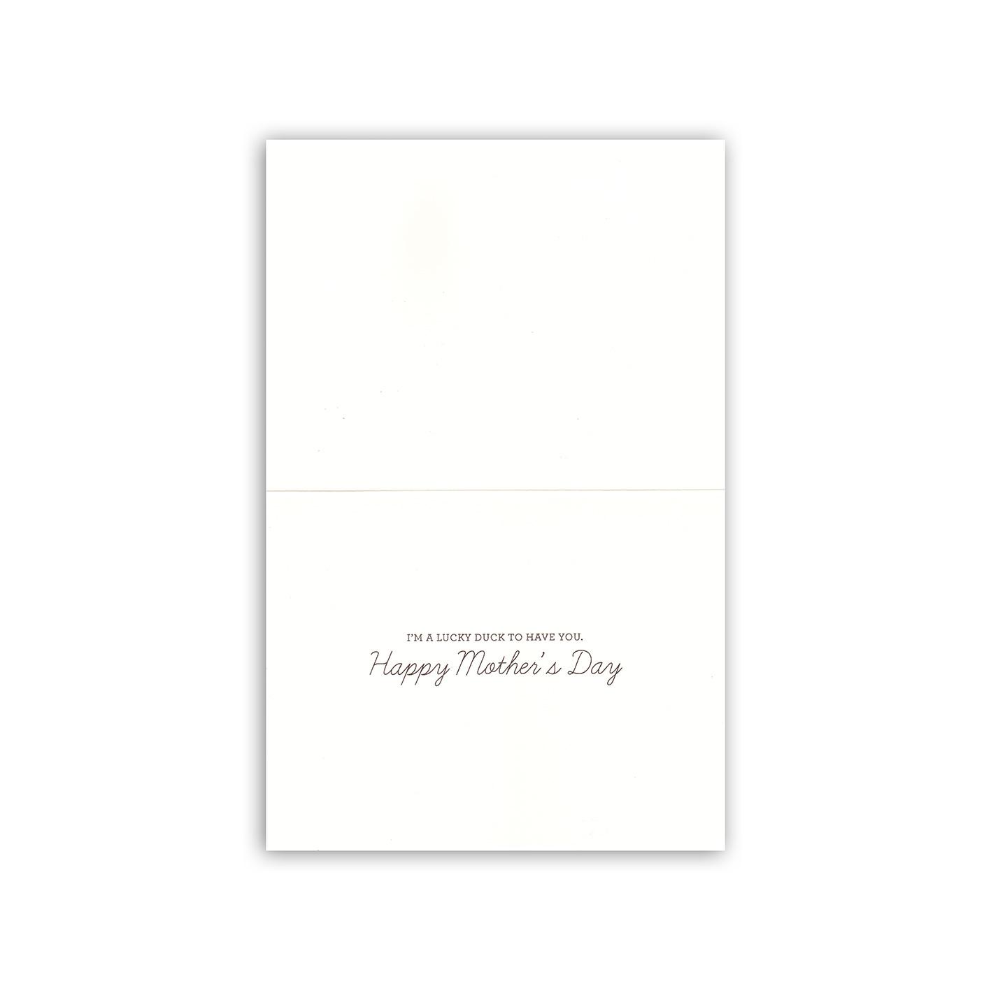"Grußkarte ""CORA - MOTHER DUCK"" von Hester & Cook"