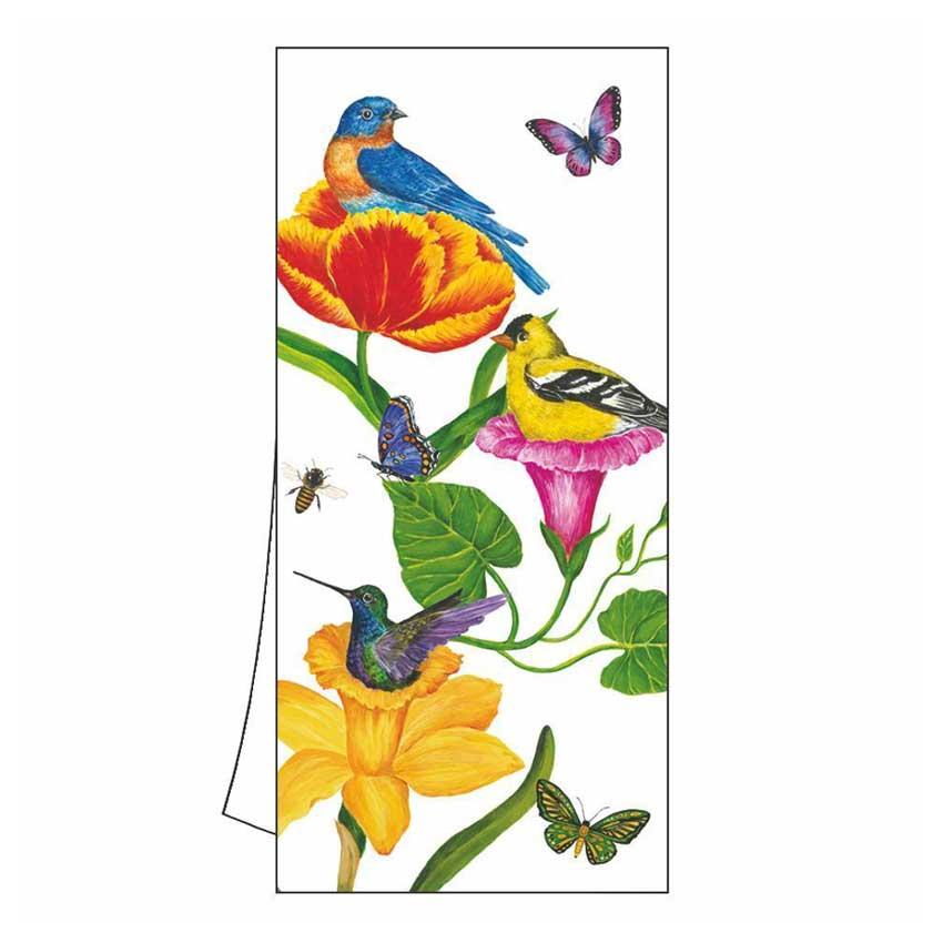 """Geschirrtuch """"Garden Nest"""" von Paperproducts Design"""