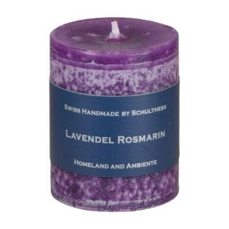 Schulthess Duftkerze Lavendel - Rosmarin