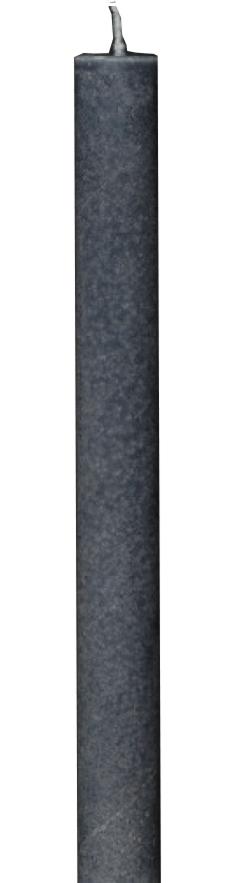 Schulthess Stabkerzen - Farbwelt Anthrazit