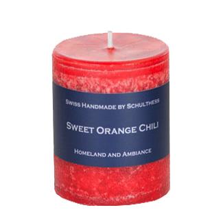 Schulthess Duftkerze Sweet Orange - Chili