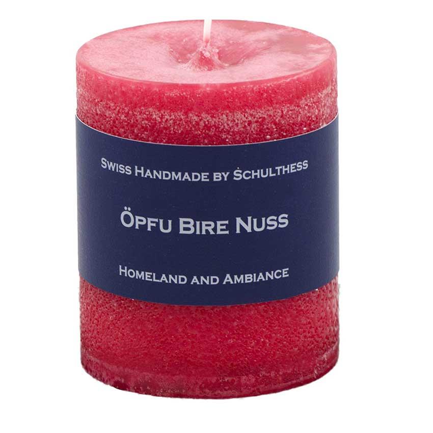 Öpfu / Bire / Nuss - Schulthess Duftkerzen