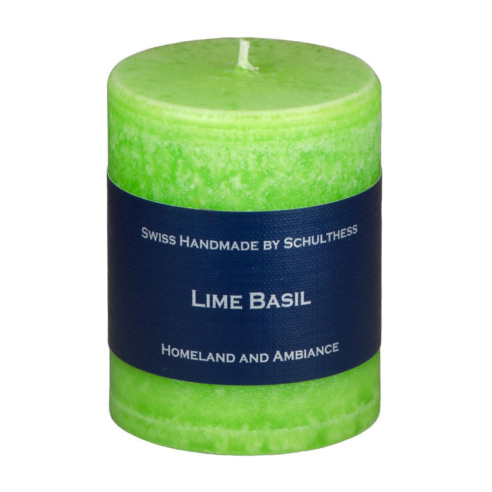 Schulthess Duftkerze Lime - Basil