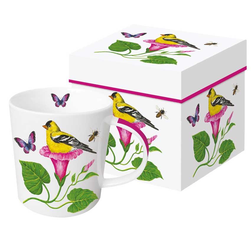 """""""Morning Glory Nest"""" -  Trend Mug und Geschenkebox von PPD"""