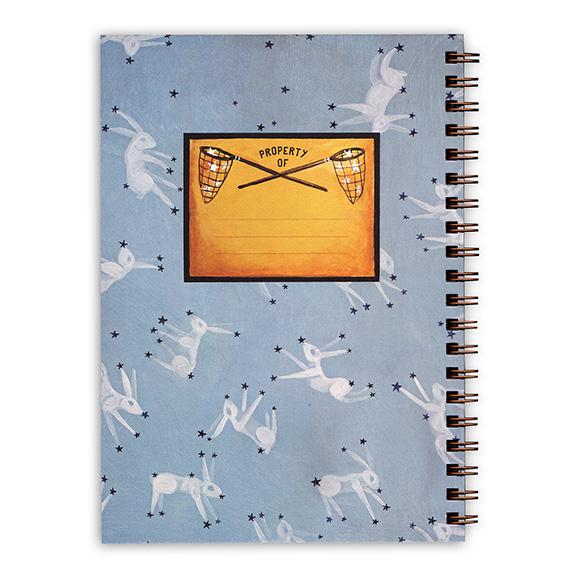 """Journal - Ringbuch """"STAR CATCHER"""" von Hester & Cook"""