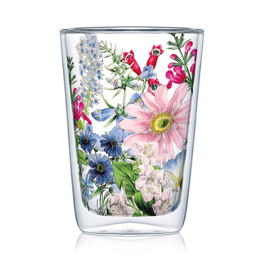 Floriculture - Latte Macchiato Glas von PPD