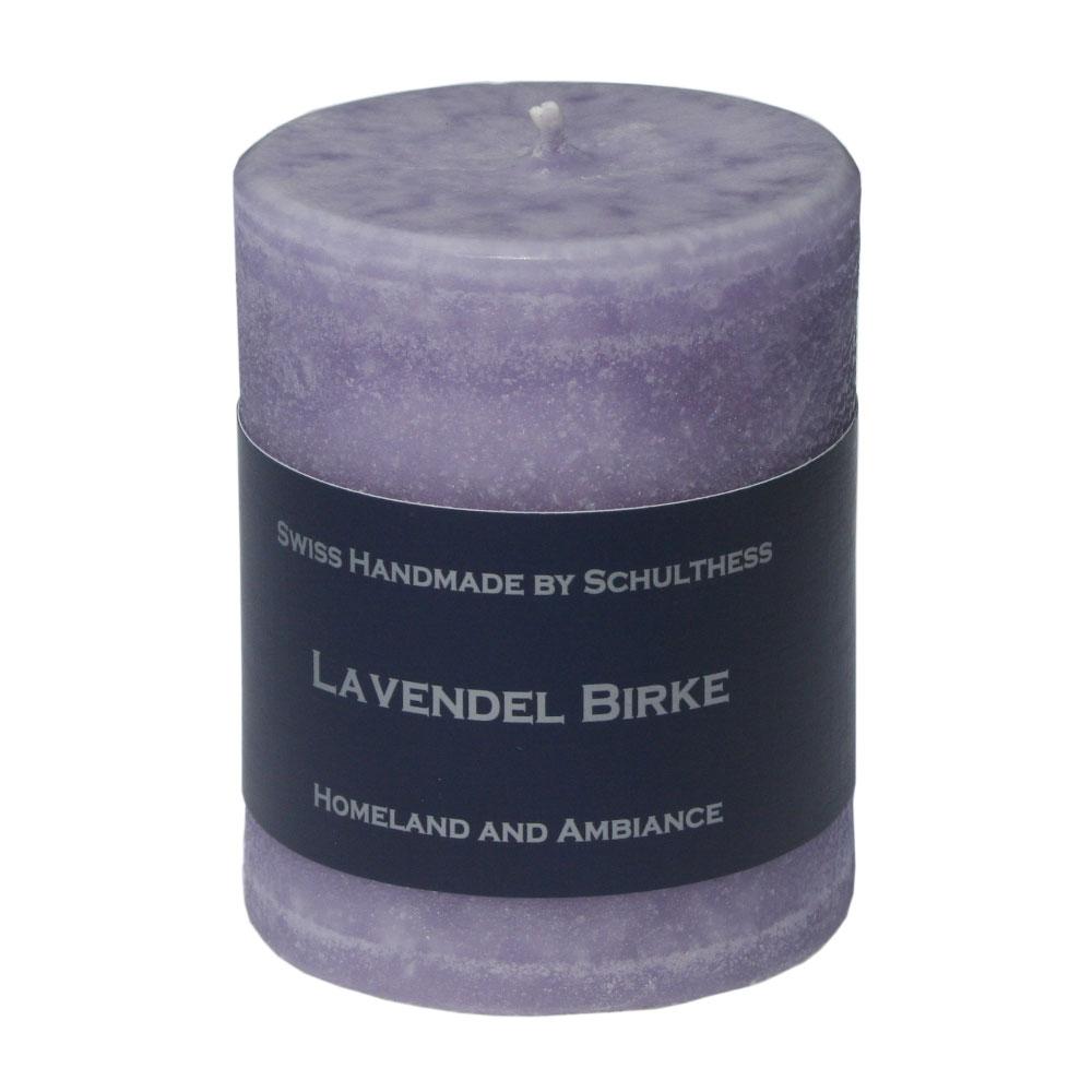 Schulthess Duftkerze Lavendel - Birke