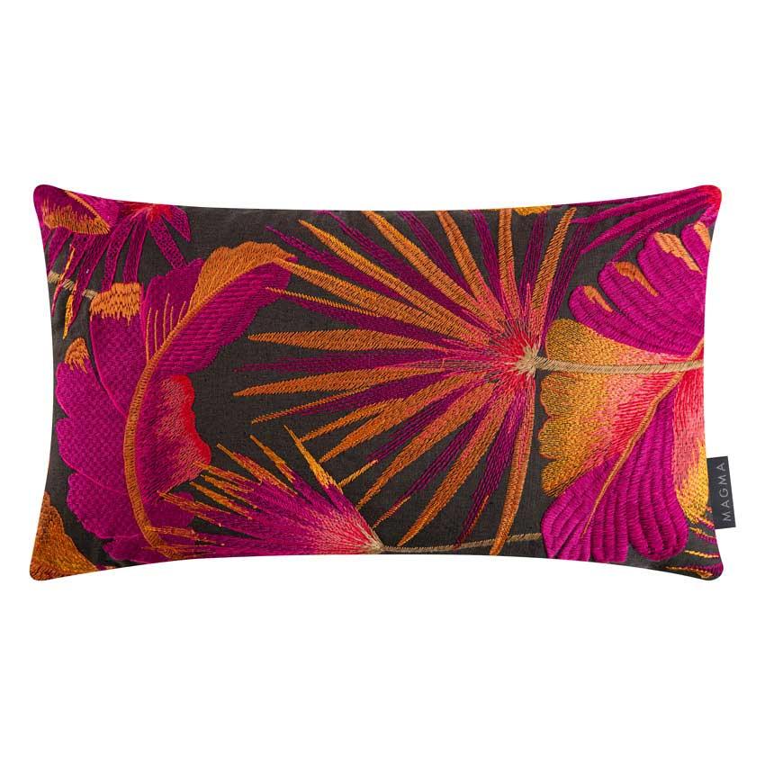 """Sofakissen """"Sumatra"""" Pink 30 cm x 50 cm"""