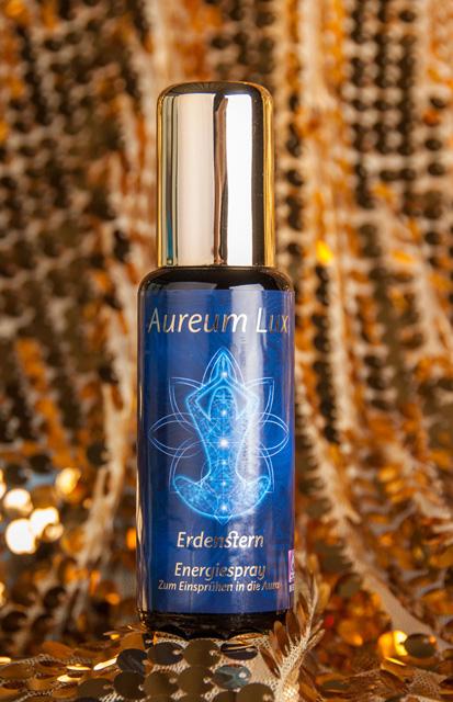 Erdenstern - Aura Spray Serie Aureum Lux