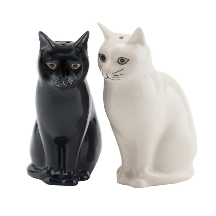 Daisy & Lucky - die Salz und Pfeffer Streuer von Quail Ceramics