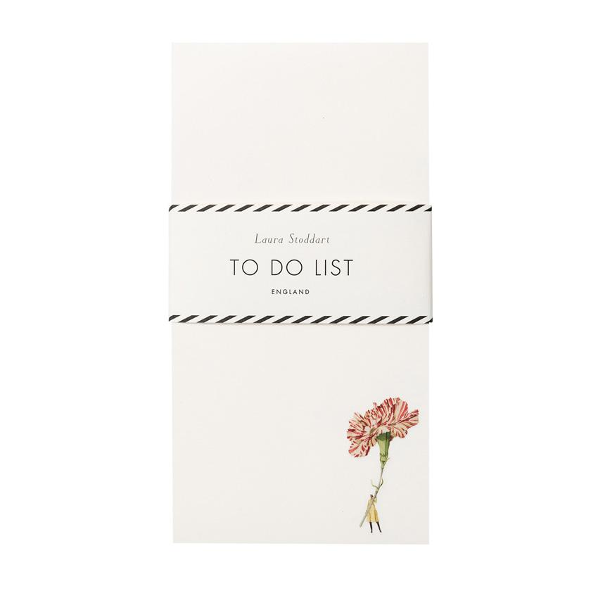 To Do List - Notizblock von Laura Stoddart