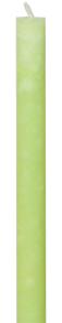 Schulthess Stabkerzen - Farbwelt Maigrün hell