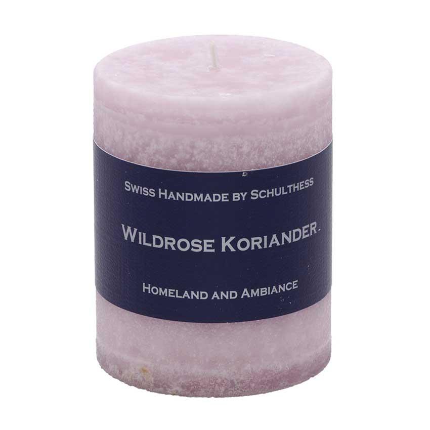 Wildrose / Koriander - Schulthess Duftkerzen