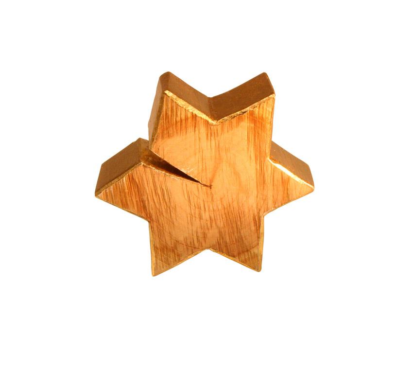 Holzstern M 1