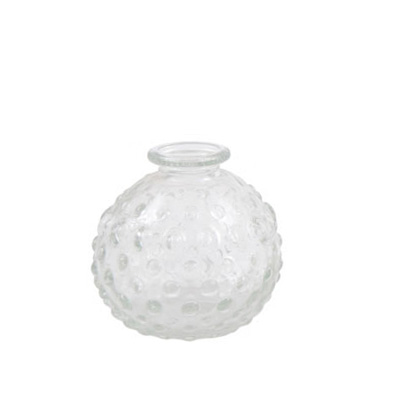 "Mini Vase ""Spot"" - klares Glas - von Miljögarden"