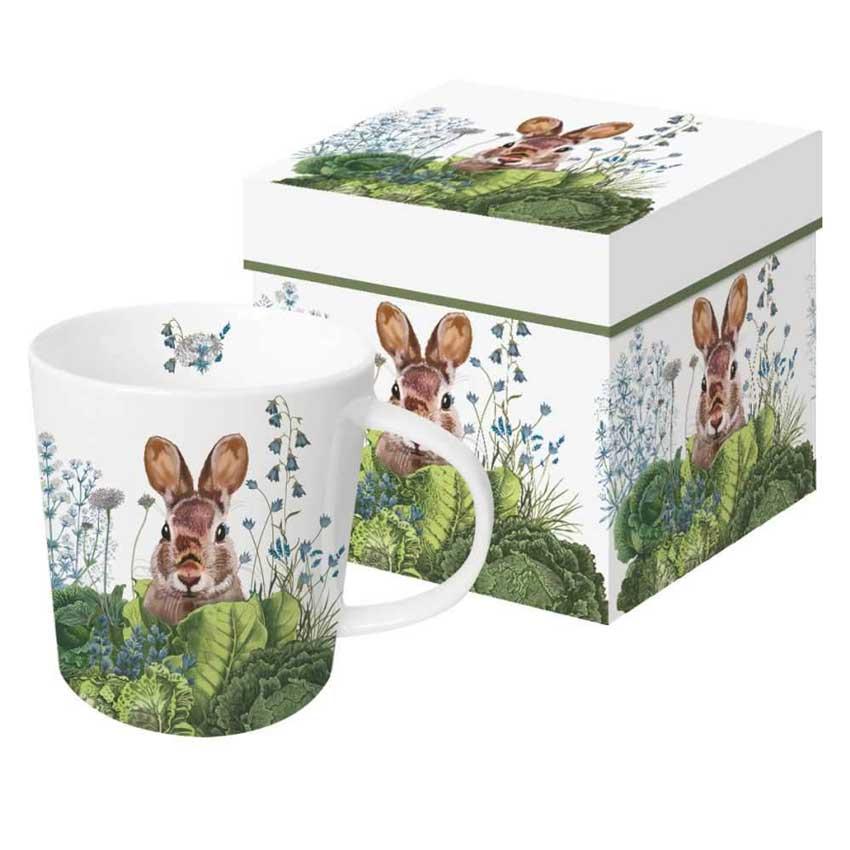 Chou Chou Bunny - Trend Mug & Geschenkebox von PPD