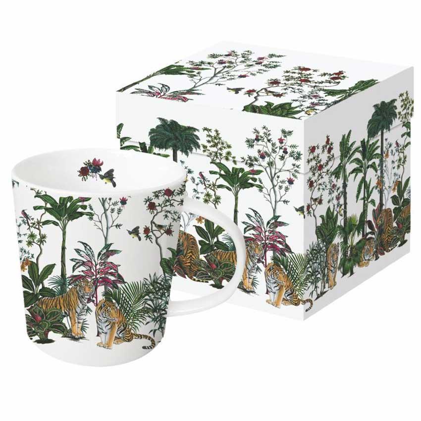 Tiger Summer - Trend Mug & Geschenkebox von PPD