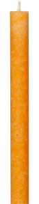 Schulthess Stabkerzen - Farbwelt Mandarine