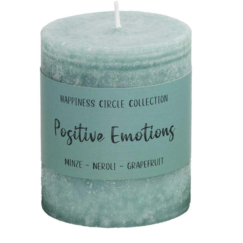 Positive Emotions - aus der Happiness Circle Collection von Schulthess Duftkerzen