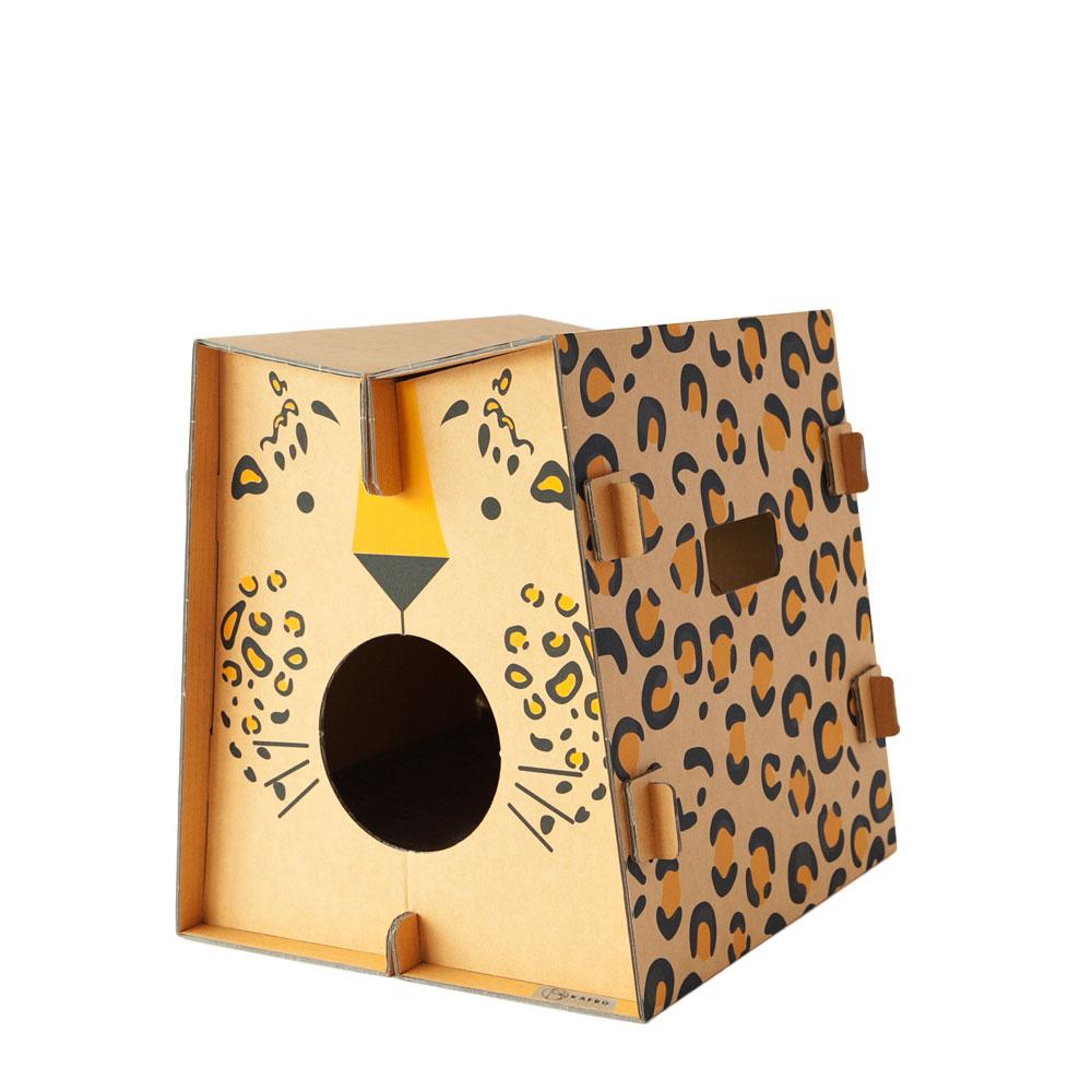 "Safari Katzenhaus ""Leopard"" von KAFBO"