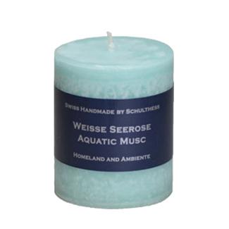 Schulthess Duftkerze Weisse Seerose - Aquatic Musc