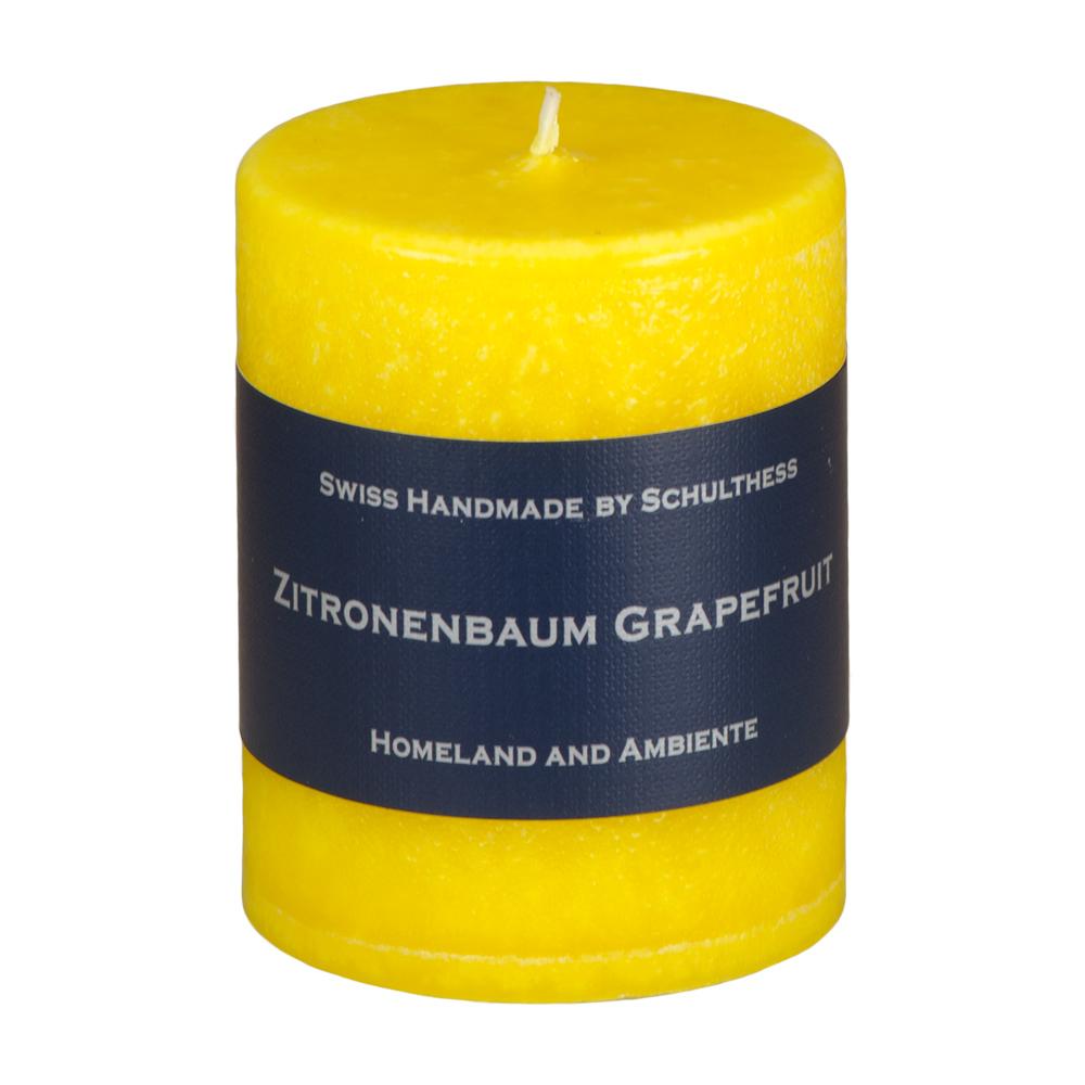 Schulthess Duftkerze Zitronenbaum - Grapefruit