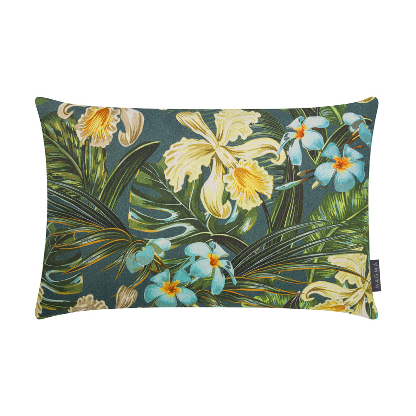 "Sofakissen ""Backwoods"" Orchidee  40cm x 60 cm"
