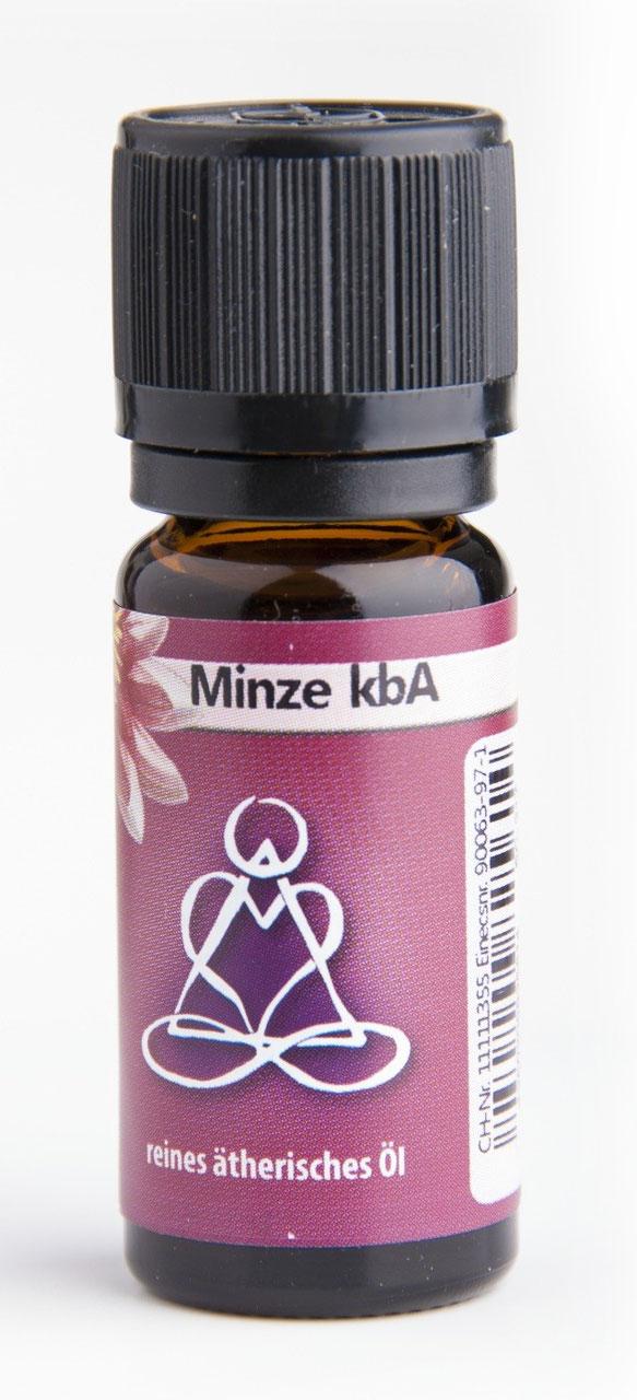 Minze - Ätherisches Duftöl von Berk
