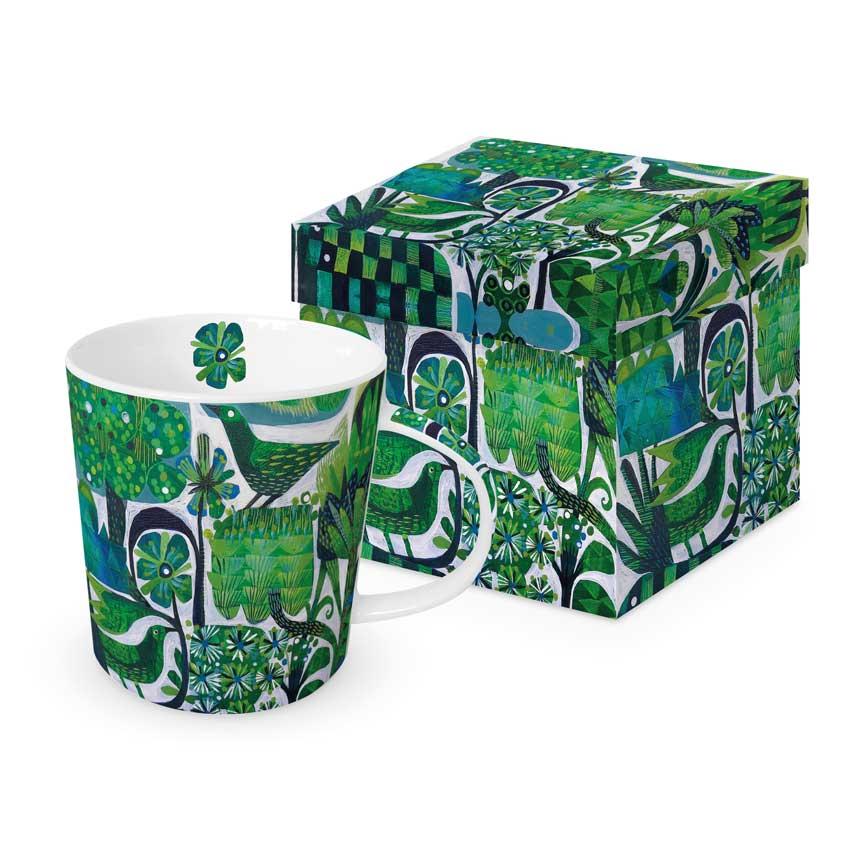 """""""Greenery"""" -  Trend Mug und Geschenkebox von PPD"""